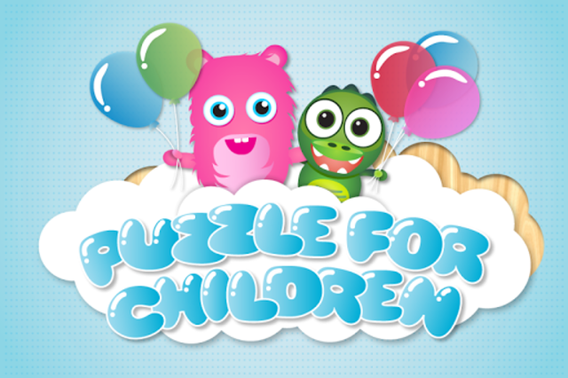 Puzzle for children - Kids game kids 1-3 years old screenshot 1
