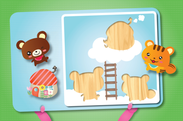 Puzzle for children - Kids game kids 1-3 years old screenshot 2