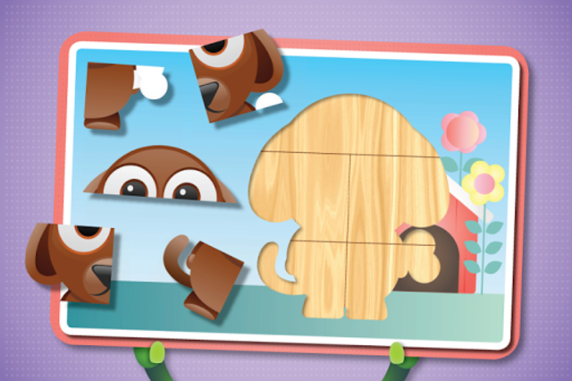 Puzzle for children - Kids game kids 1-3 years old screenshot 3