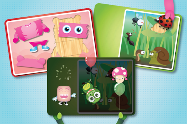 Puzzle for children - Kids game kids 1-3 years old screenshot 4