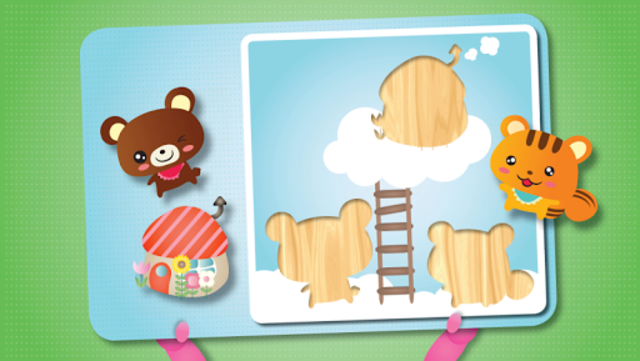 Puzzle for children - Kids game kids 1-3 years old screenshot 7