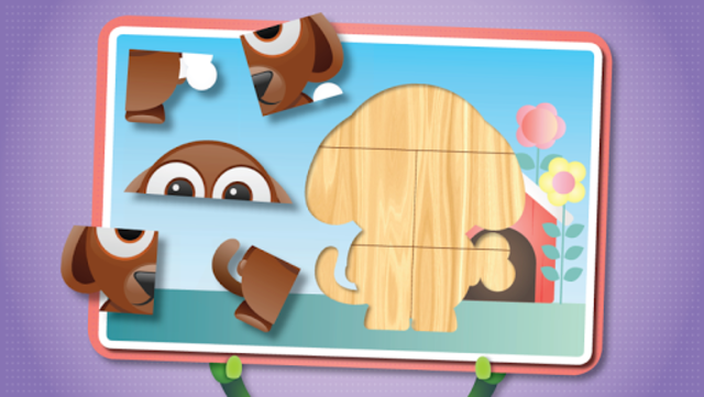 Puzzle for children - Kids game kids 1-3 years old screenshot 8