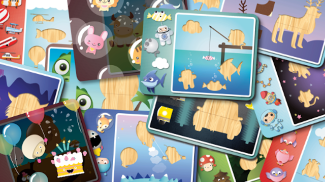 Puzzle for children - Kids game kids 1-3 years old screenshot 10