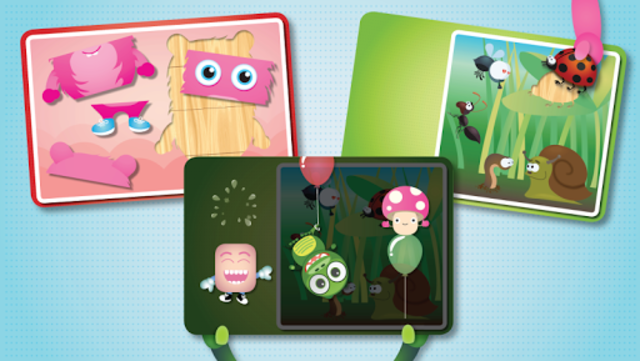 Puzzle for children - Kids game kids 1-3 years old screenshot 14
