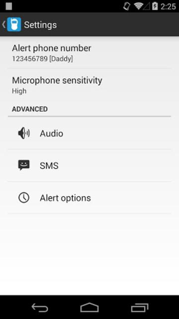 Baby Monitor & Alarm screenshot 6