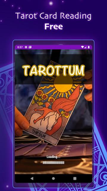 Tarot Cards Reading Free: Tarottum Love Cartomancy screenshot 7