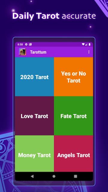 Tarot Cards Reading Free: Tarottum Love Cartomancy screenshot 9