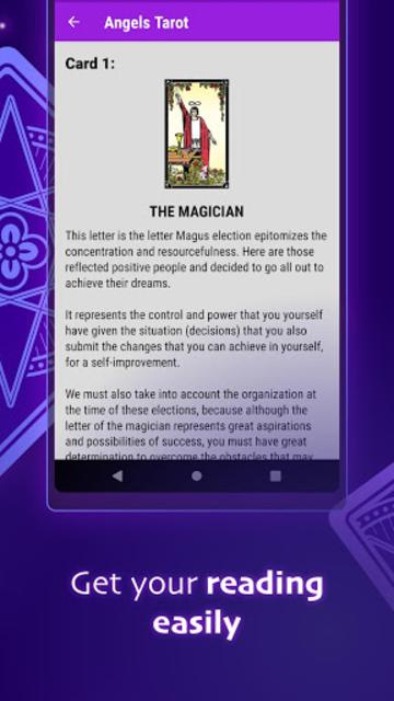 Tarot Cards Reading Free: Tarottum Love Cartomancy screenshot 11