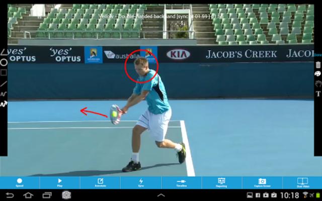 Tennis Australia Technique screenshot 9