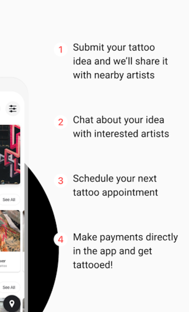 Tattoodo - Tattoo Design screenshot 4