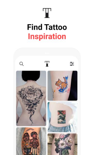 Tattoodo - Tattoo Design screenshot 1