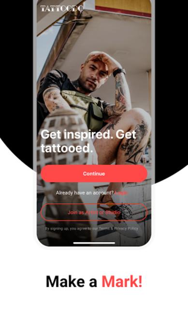 Tattoodo - Tattoo Design screenshot 7