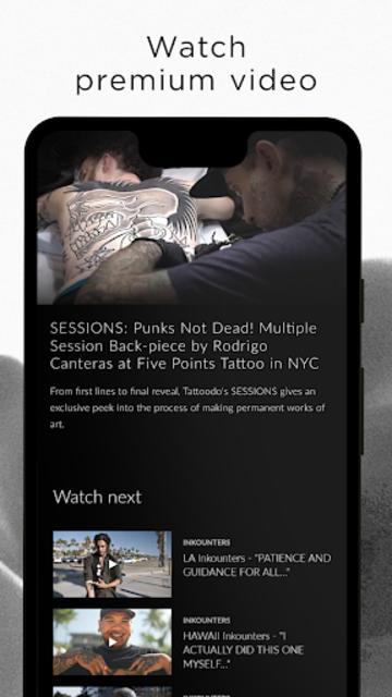 Tattoodo - Tattoo Design screenshot 8