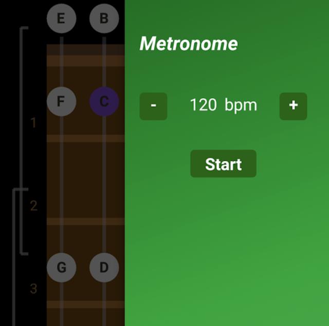 Guitar Scales & Patterns  *NO ADS* screenshot 4