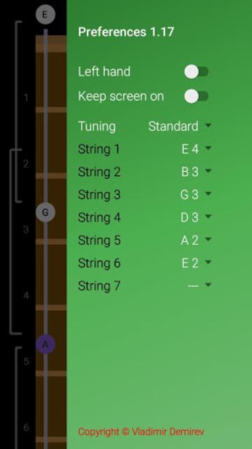 Guitar Scales & Patterns  *NO ADS* screenshot 6