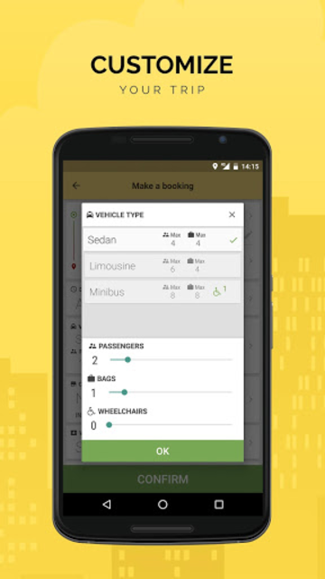TaxiCaller screenshot 3