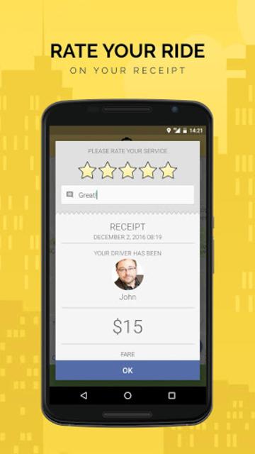 TaxiCaller screenshot 5