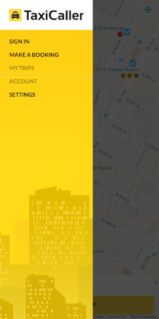 TaxiCaller screenshot 1