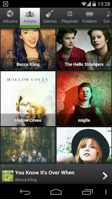 PlayerPro Music Player Legacy screenshot 3
