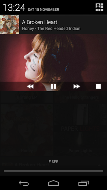 PlayerPro Music Player Legacy screenshot 7