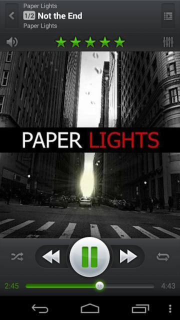 PlayerPro Music Player Legacy screenshot 2