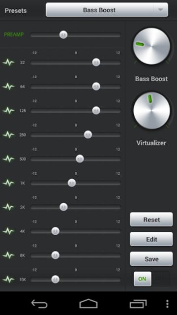 PlayerPro Music Player Legacy screenshot 3