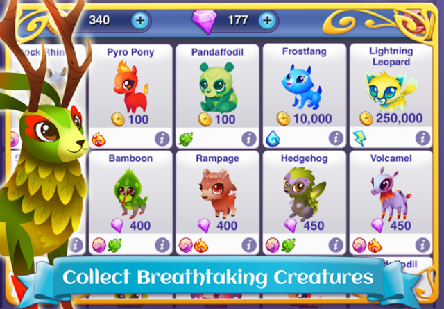 Fantasy Forest Story screenshot 2