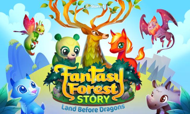 Fantasy Forest Story screenshot 4