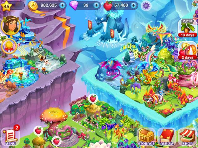 Fantasy Forest Story screenshot 5