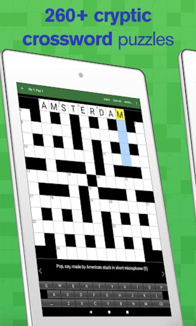 Cryptic Crossword screenshot 7