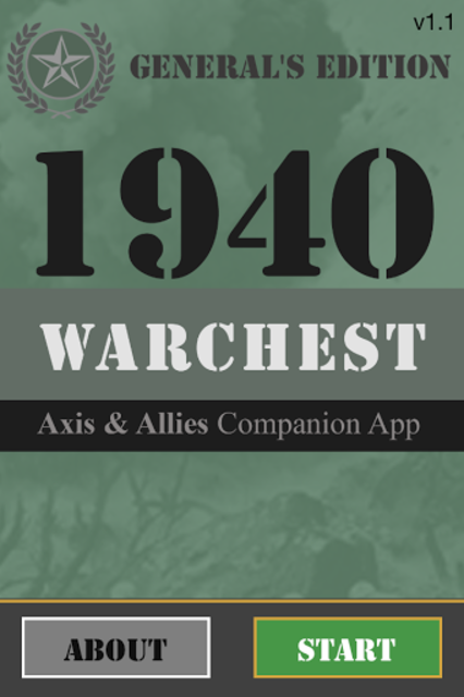 Axis & Allies Warchest GE screenshot 1