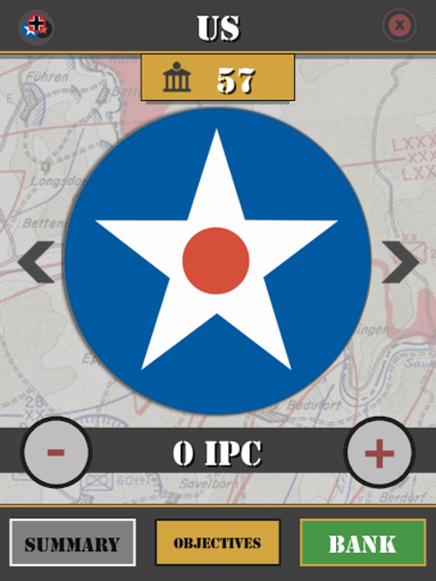 Axis & Allies Warchest GE screenshot 7