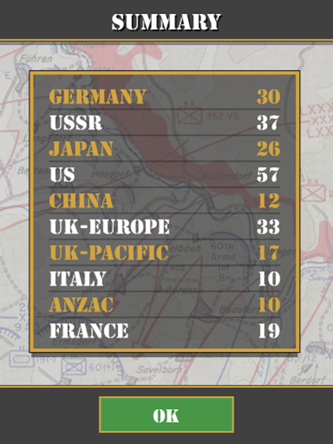 Axis & Allies Warchest GE screenshot 8