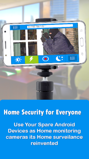 IP Webcam Home Security Monitor screenshot 5