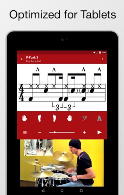 Drum School screenshot 7