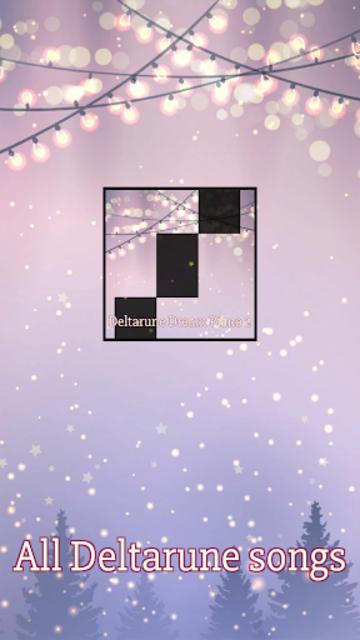 Deltarune Dream Tiles 2019 screenshot 2