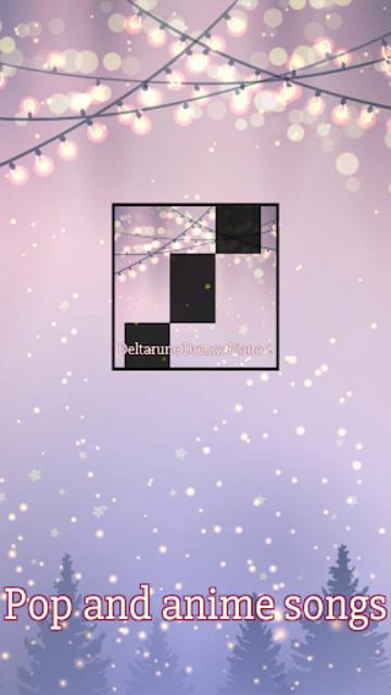 Deltarune Dream Tiles 2019 screenshot 3