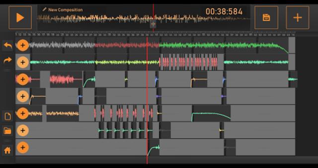 Song Maker - Free Music Mixer screenshot 1