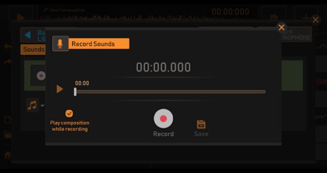 Song Maker - Free Music Mixer screenshot 4