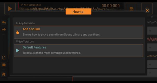Song Maker - Free Music Mixer screenshot 6