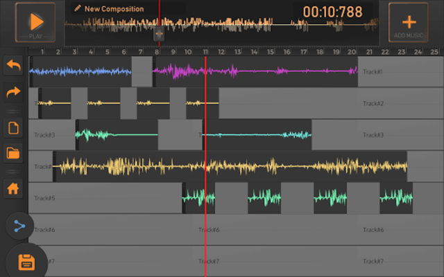 Song Maker - Free Music Mixer screenshot 7