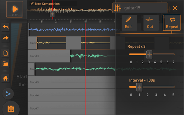 Song Maker - Free Music Mixer screenshot 8