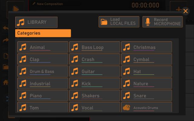 Song Maker - Free Music Mixer screenshot 9