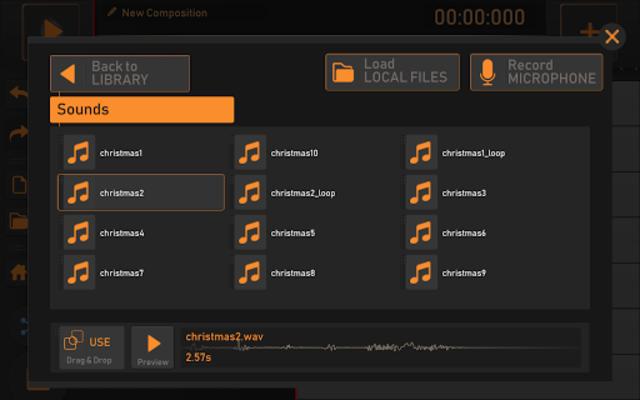 Song Maker - Free Music Mixer screenshot 10