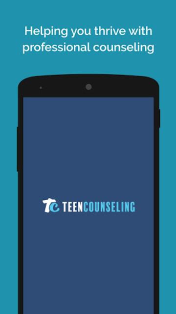 Teen Counseling screenshot 2