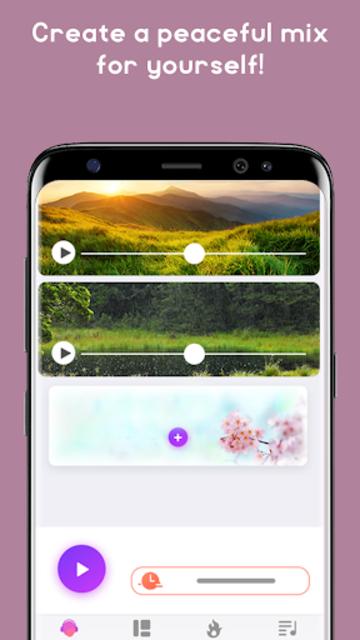 Peaceful Sounds screenshot 2