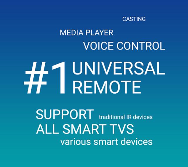 SURE - Smart Home and TV Universal Remote screenshot 8
