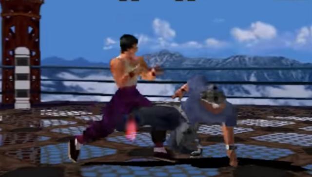 Arcade T-KN 3 PS Classic Games 2020 screenshot 3
