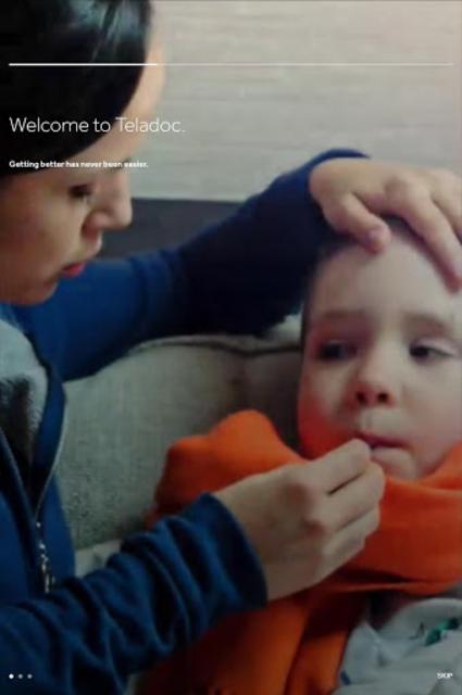 Teladoc screenshot 6