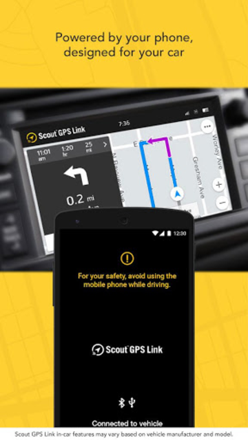 Scout GPS Link screenshot 1
